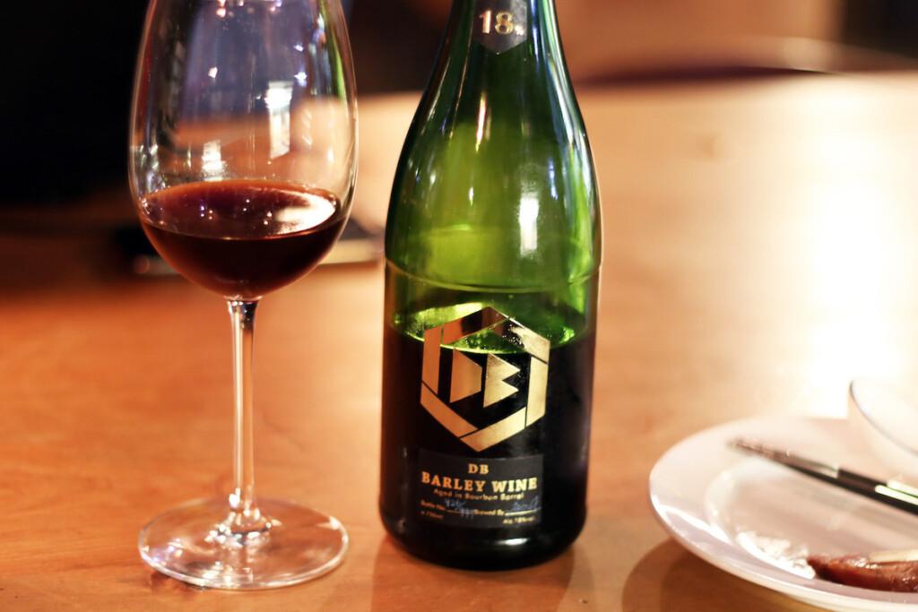 台湾産の高級ビールDB
