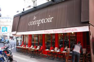 パリのフレンチビストロLe Comptoir du Relais (ル・コントワール・デュ・ルレ)