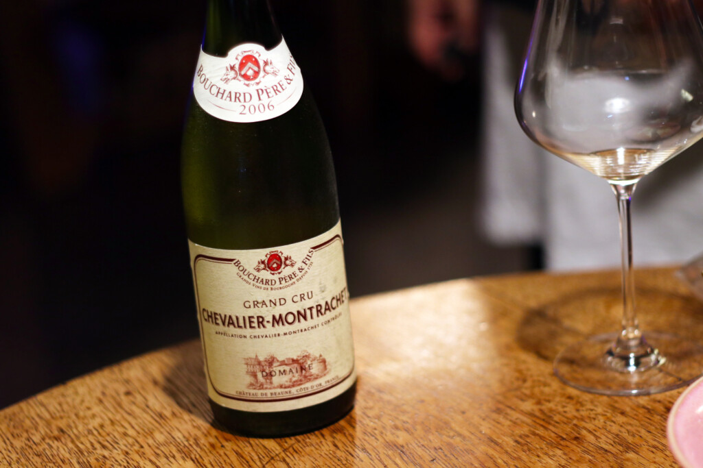 Bouchard Pere & Fils のChevalier-Montrachet Grand Cru