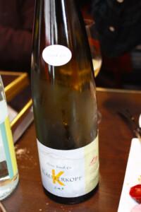 Le Comptoir du Relais (ル・コントワール・デュ・ルレ)のワインボトル