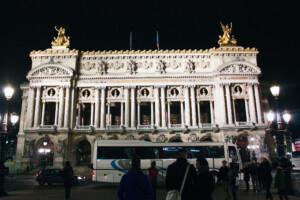 オペラ・ガルニエの外観